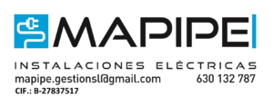 Mapipe Instalaciones Eléctricas, empresa de electricistas autorizados en Pontevedra. Reparaciones eléctricas en Arcade. Empresa de mantenimientos eléctricos en Vigo. Instalaciones eléctricas en Vigo. Servicio de averías eléctricas en Saramagoso.